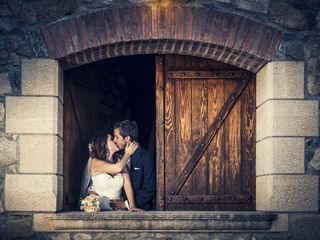 La boda de Mireia y Martín