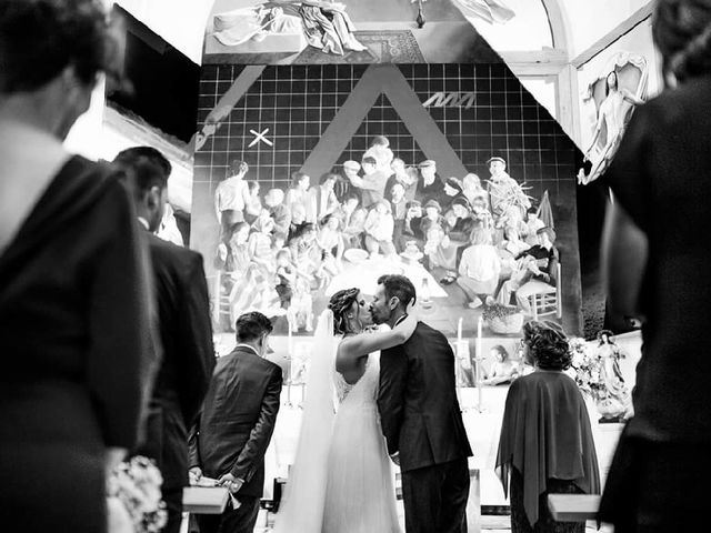 La boda de Iris y Lamber en Castelló/castellón De La Plana, Castellón 5