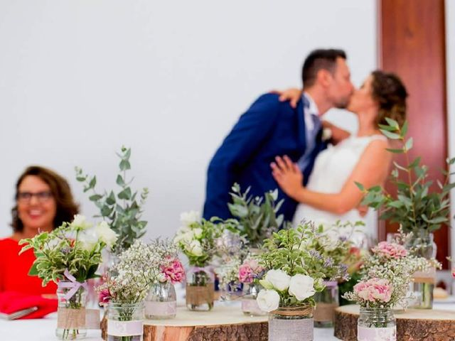 La boda de Iris y Lamber en Castelló/castellón De La Plana, Castellón 6