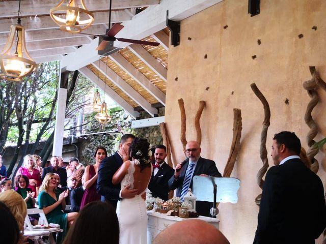 La boda de David y Eli en Sant Fost De Campsentelles, Barcelona 1