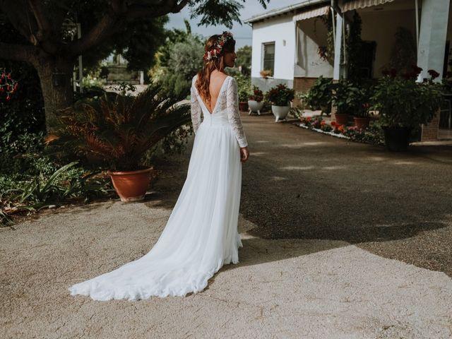 La boda de Santi y Ana en Elx/elche, Alicante 27