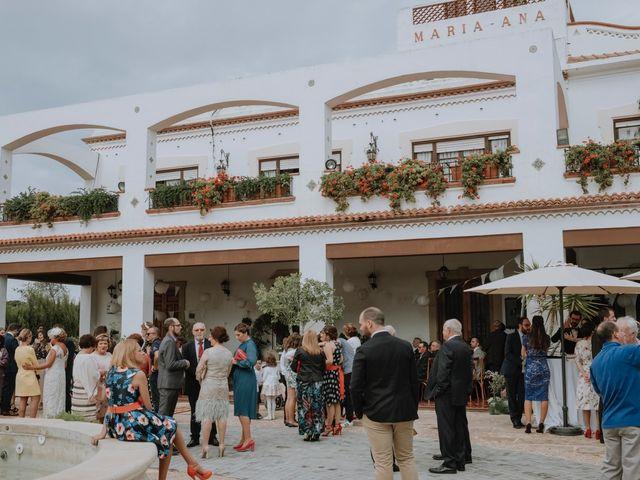 La boda de Santi y Ana en Elx/elche, Alicante 33