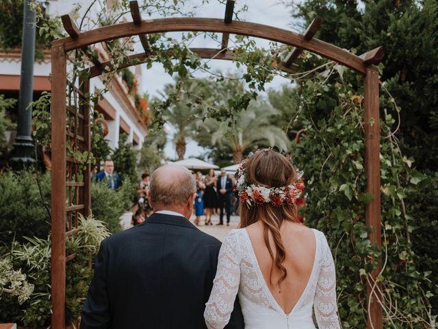 La boda de Santi y Ana en Elx/elche, Alicante 34