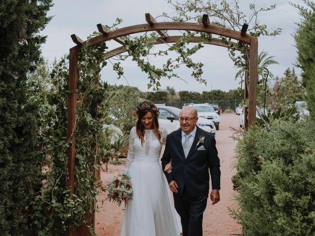 La boda de Santi y Ana en Elx/elche, Alicante 35