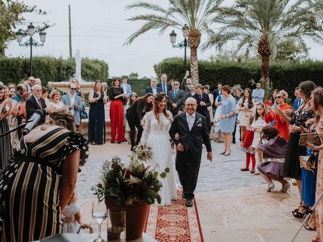 La boda de Santi y Ana en Elx/elche, Alicante 37