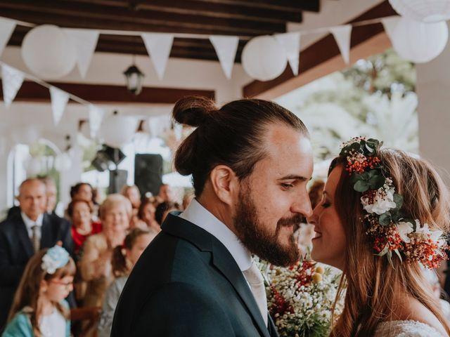 La boda de Santi y Ana en Elx/elche, Alicante 38