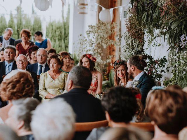 La boda de Santi y Ana en Elx/elche, Alicante 39