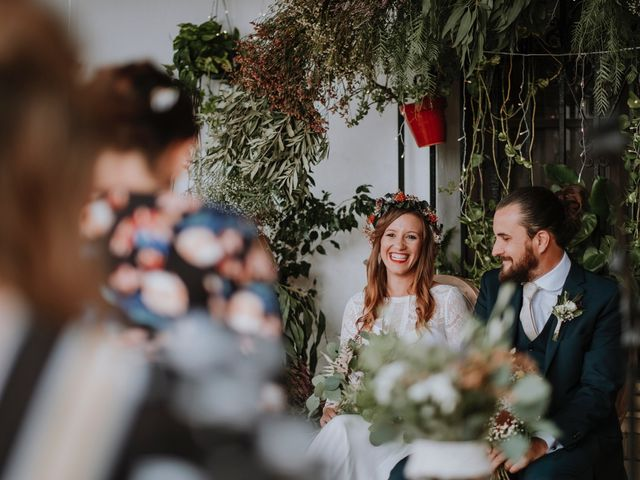 La boda de Santi y Ana en Elx/elche, Alicante 40