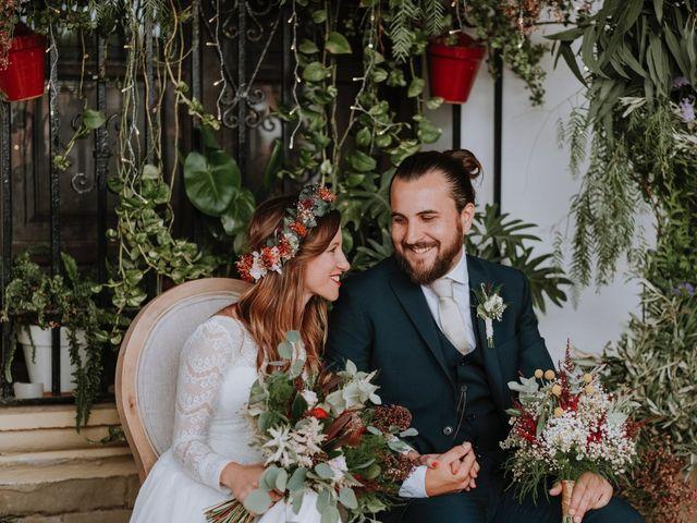 La boda de Santi y Ana en Elx/elche, Alicante 41