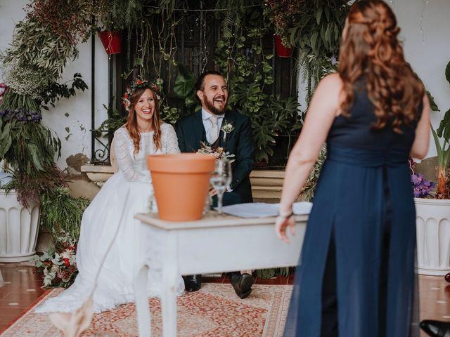 La boda de Santi y Ana en Elx/elche, Alicante 44