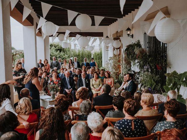 La boda de Santi y Ana en Elx/elche, Alicante 45
