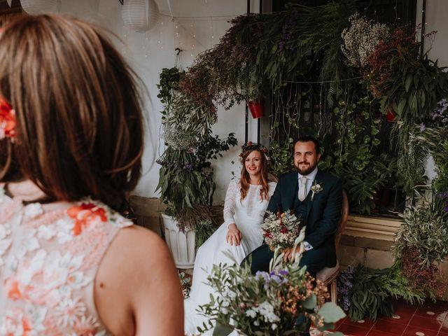 La boda de Santi y Ana en Elx/elche, Alicante 46