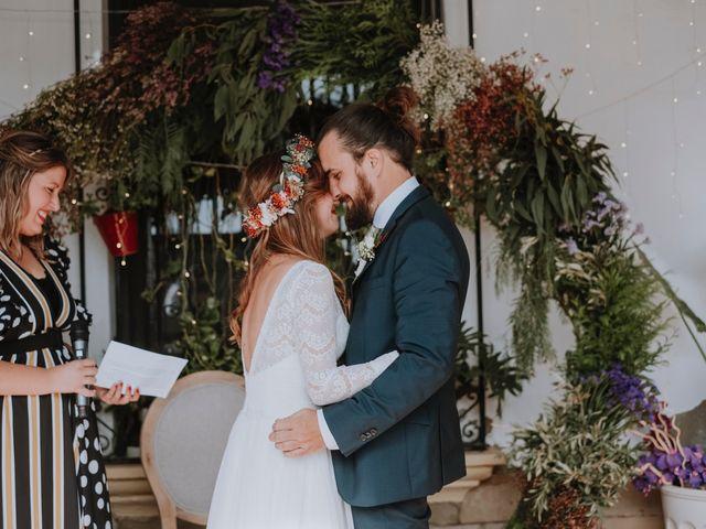 La boda de Santi y Ana en Elx/elche, Alicante 47