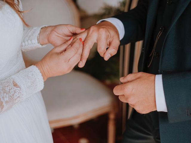 La boda de Santi y Ana en Elx/elche, Alicante 49