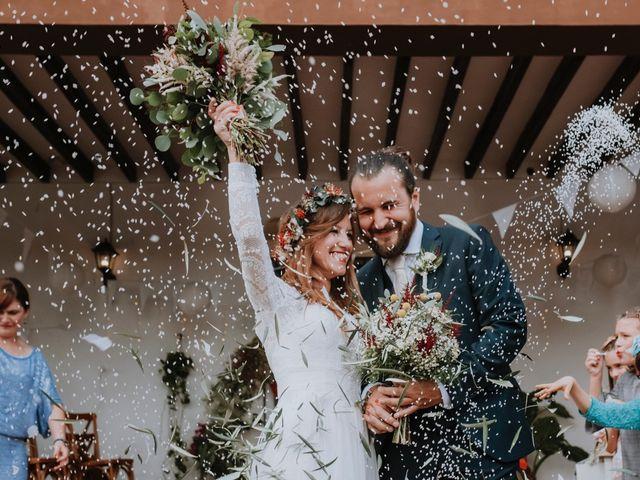 La boda de Santi y Ana en Elx/elche, Alicante 53