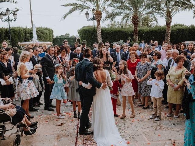 La boda de Santi y Ana en Elx/elche, Alicante 55
