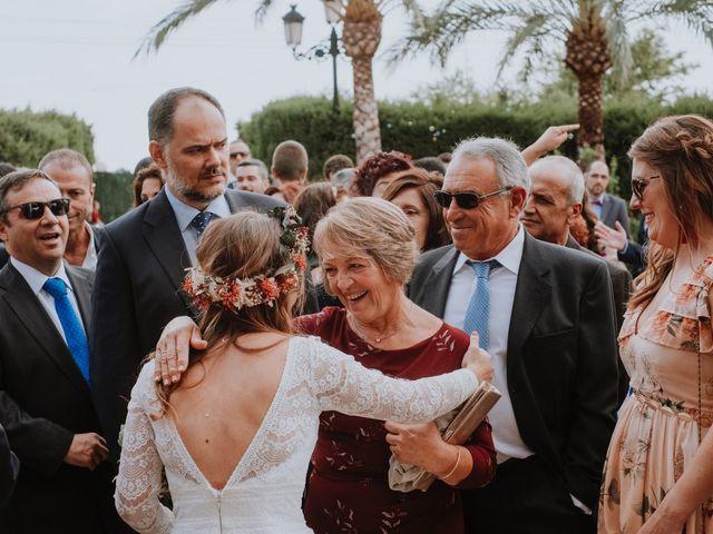 La boda de Santi y Ana en Elx/elche, Alicante 56