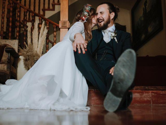 La boda de Santi y Ana en Elx/elche, Alicante 69