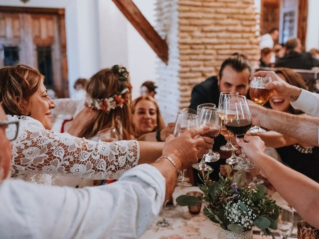 La boda de Santi y Ana en Elx/elche, Alicante 76