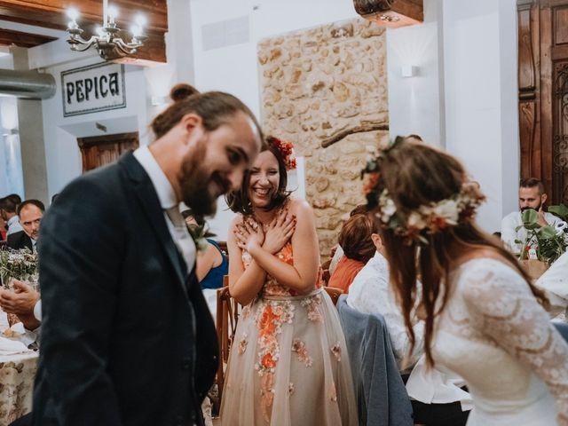 La boda de Santi y Ana en Elx/elche, Alicante 79