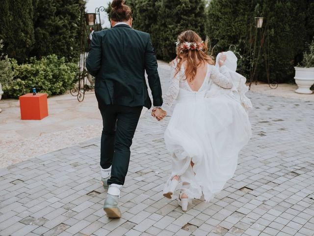 La boda de Santi y Ana en Elx/elche, Alicante 83