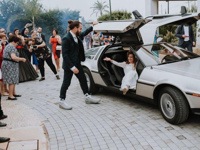 La boda de Santi y Ana en Elx/elche, Alicante 87