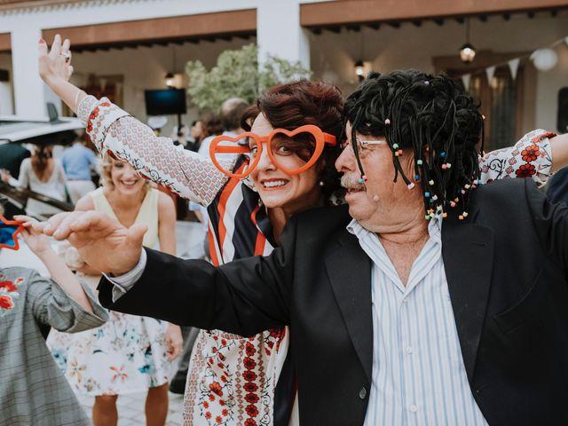 La boda de Santi y Ana en Elx/elche, Alicante 88