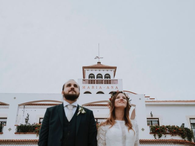 La boda de Santi y Ana en Elx/elche, Alicante 90