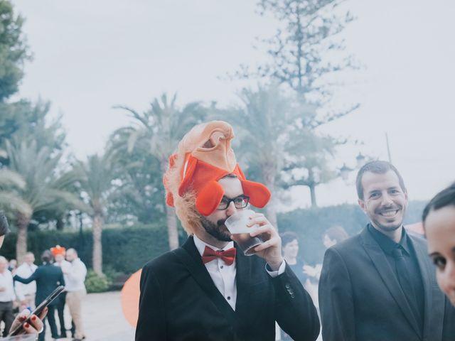 La boda de Santi y Ana en Elx/elche, Alicante 91