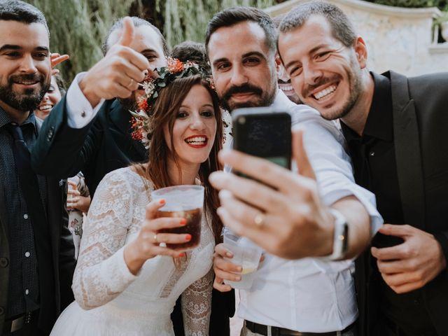 La boda de Santi y Ana en Elx/elche, Alicante 93