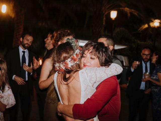 La boda de Santi y Ana en Elx/elche, Alicante 96