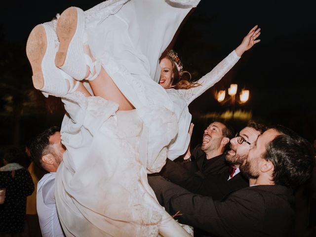 La boda de Santi y Ana en Elx/elche, Alicante 97