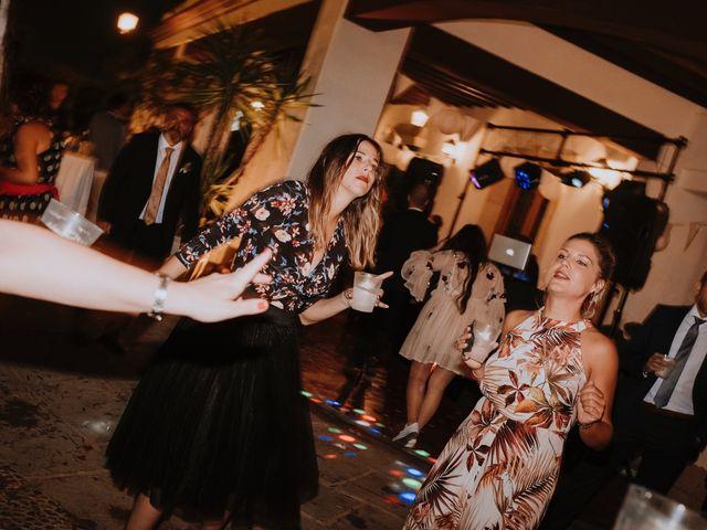 La boda de Santi y Ana en Elx/elche, Alicante 99
