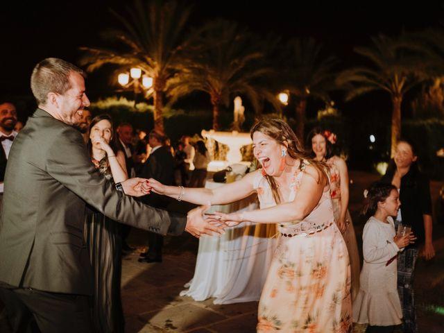 La boda de Santi y Ana en Elx/elche, Alicante 104