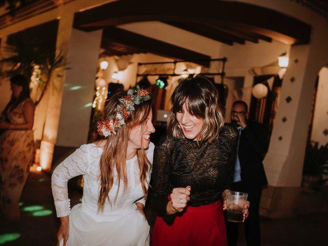 La boda de Santi y Ana en Elx/elche, Alicante 105