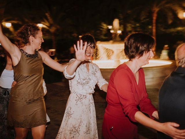 La boda de Santi y Ana en Elx/elche, Alicante 106