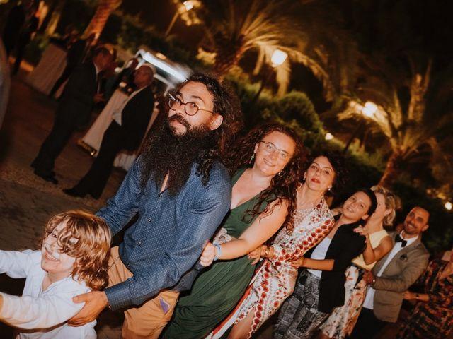 La boda de Santi y Ana en Elx/elche, Alicante 107