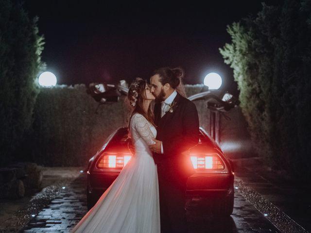 La boda de Santi y Ana en Elx/elche, Alicante 110