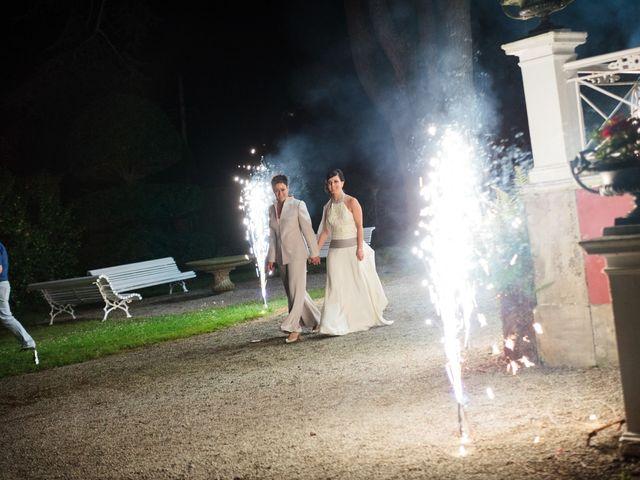 La boda de Amagoia y Irene en Gijón, Asturias 10