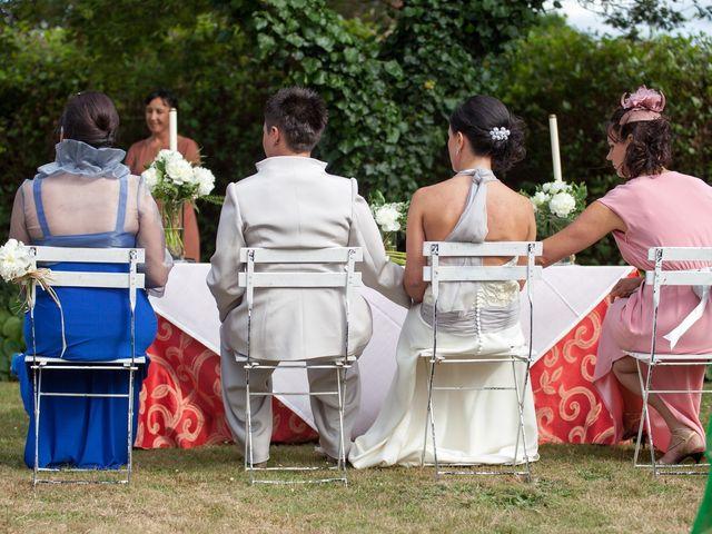 La boda de Amagoia y Irene en Gijón, Asturias 14