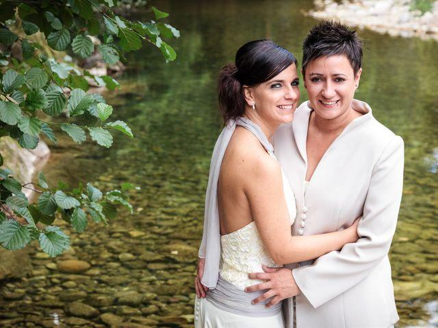 La boda de Amagoia y Irene en Gijón, Asturias 17