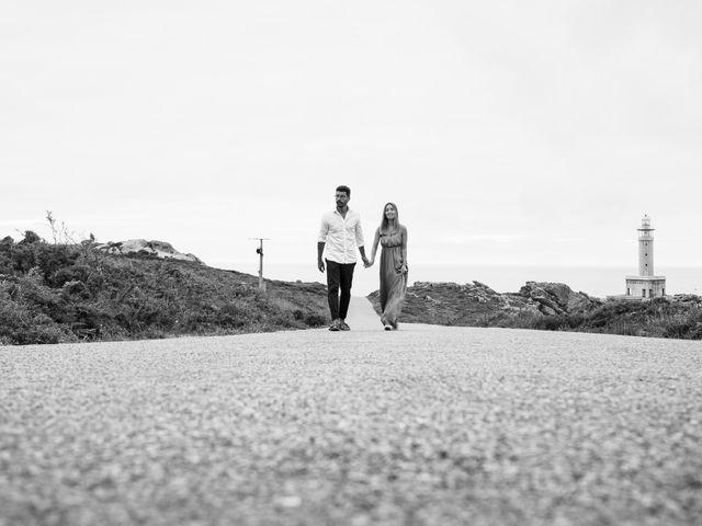La boda de Andy y Shaila en Bergantiños, A Coruña 3