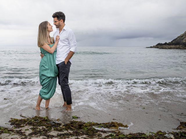 La boda de Andy y Shaila en Bergantiños, A Coruña 5