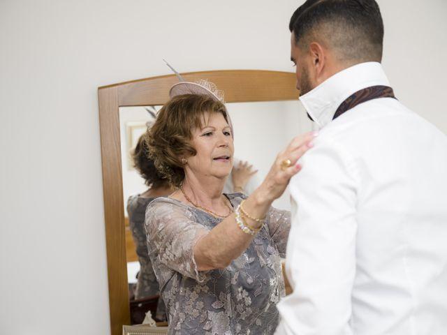 La boda de Andy y Shaila en Bergantiños, A Coruña 14