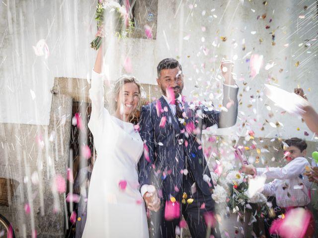 La boda de Andy y Shaila en Bergantiños, A Coruña 22