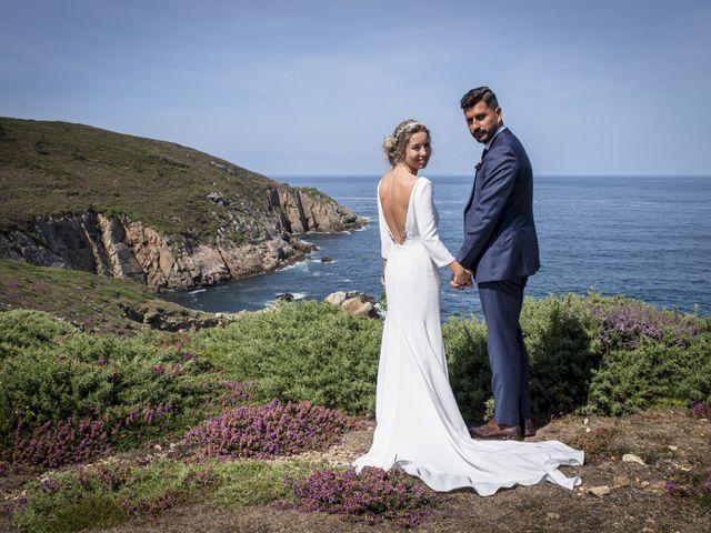 La boda de Andy y Shaila en Bergantiños, A Coruña 27