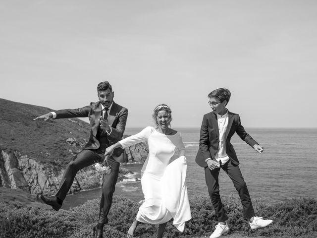 La boda de Andy y Shaila en Bergantiños, A Coruña 32