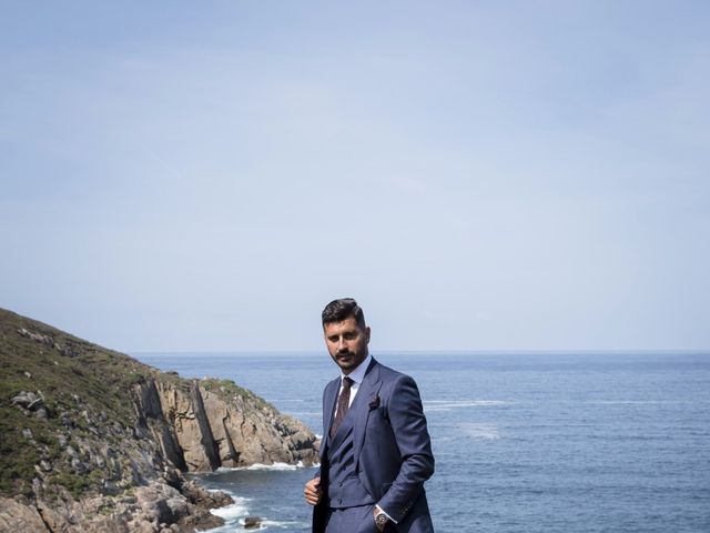 La boda de Andy y Shaila en Bergantiños, A Coruña 33