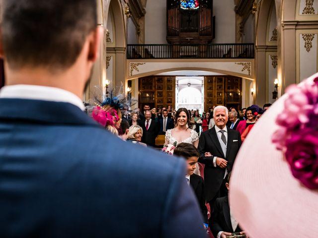 La boda de Mikel y Mare en Cazorla, Jaén 14