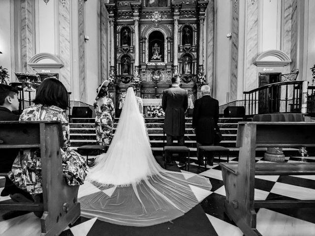 La boda de Mikel y Mare en Cazorla, Jaén 16